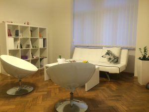 Therapy/coaching room